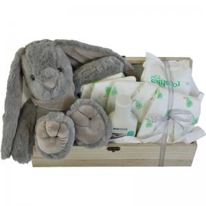 Baby Bunny Grey