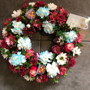 West Ham Sympathy Wreath