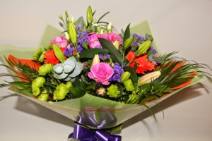 Vibrant Mix Bouquet