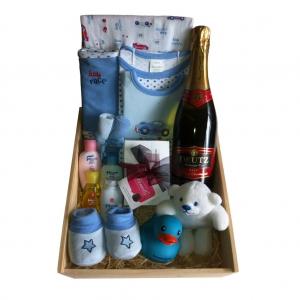 Gift Box New Baby Boy