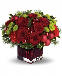 Christmas Flower Bouquet