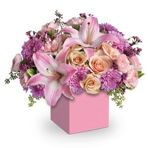 Flower Box Bouquet Wonder