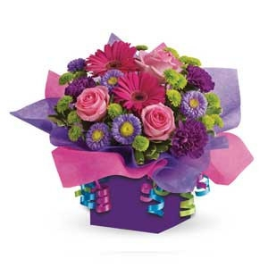 Box Bouquet It's My Party