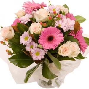 Flower Bouquet Peace