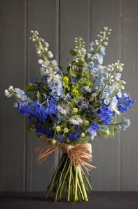 The Oxford Blue Bouquet