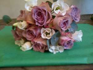 Posy In Vintage Pinks