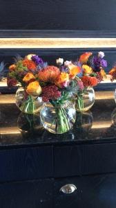 Autumn Orange Fishbowl