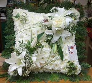 Funeral Cushions
