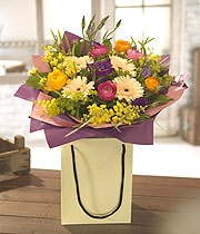 Classic Hand Tied Flowers