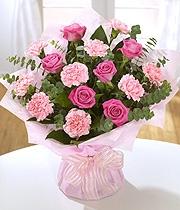 Rose & Carnation Delight