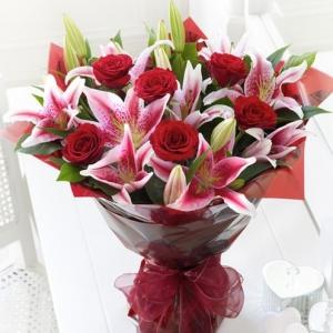Romantic Mix Bouquet