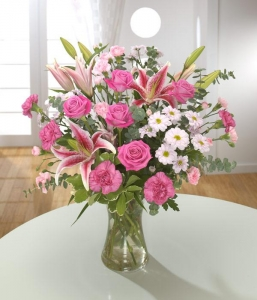 Perfect Pink Bouquet