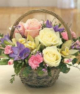 Pretty Scented Basket
