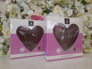 Boxed Chocolate Heart