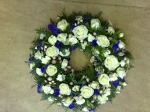 Funeral Wreath Ring