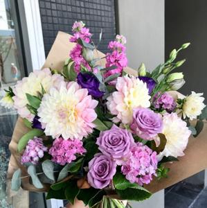 Perfect Purple Bouquet