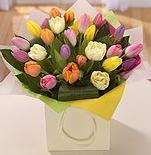 Box Of Tulips