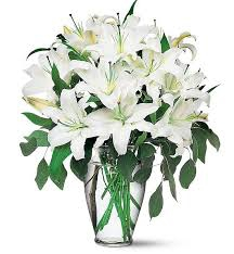 Galway Lily Bouquet