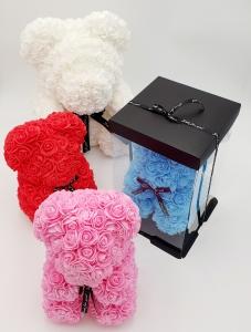 Bear Eternal Rose