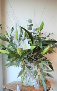 Eco Lily Vase