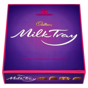 Cadbury's Milk Tray