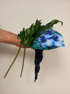Blue Orquid