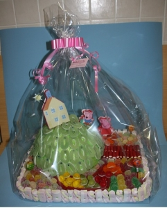 Sweetie Gift Basket-Cakes