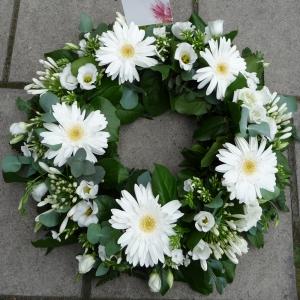 Single Colour Wreath