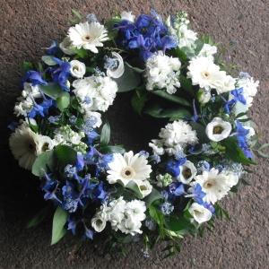 2 Colour Wreath