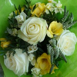 Sympathy Flowers: Peace