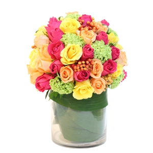 The Vibrant Vase