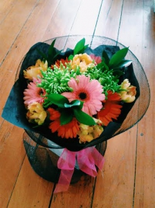 Bright Bouquet In Vox