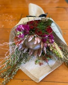 Fresh & Dried Bouquet