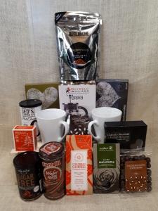 Coffee Treat Basket