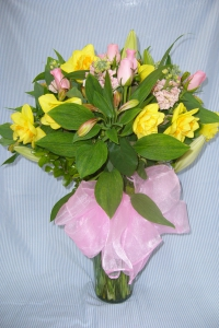Springtime In A Vase