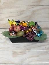 Fruit And Chocolate Box