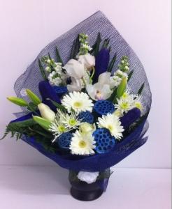 Blue Dream - Classic Vase