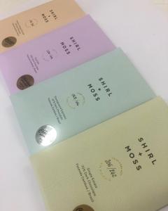 Shirl & Moss Chocolate