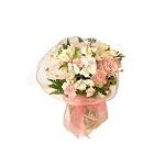 Pretty Posy In A Vase