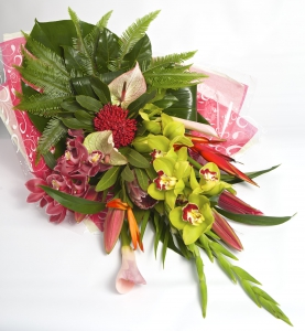 Tropical Hand Tied