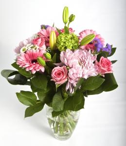 Hand Ties Bouquet