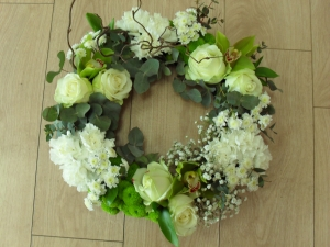 Whites Wreath