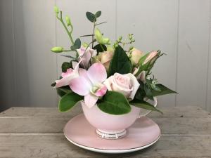 Garden Party Tea Cup