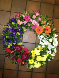 A Grouped Open Wreath