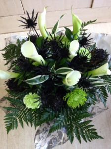 Funky Classy Hand Tied