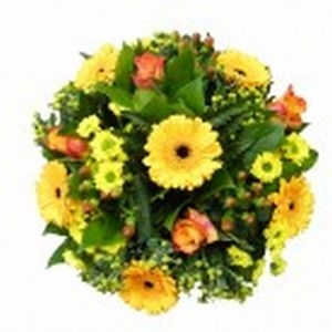 Bouquet Yellow Orange
