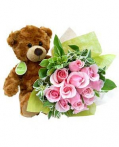 Teddy Roses