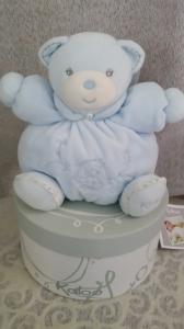 Small Blue Bear