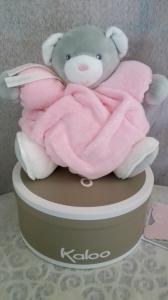 Kaloo Pink Bear