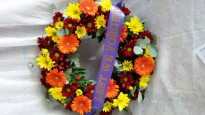 ANZAC Day Wreath Large